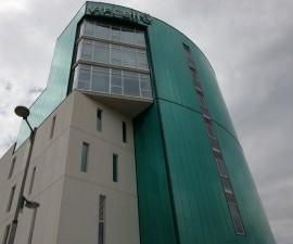 Fotografía del nuevo edificio de Vircell en el PTS de Granada