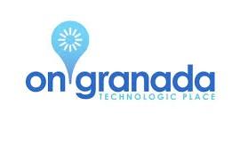 Logo de On Granada Tech City. Proyecto tecnológico en Granada