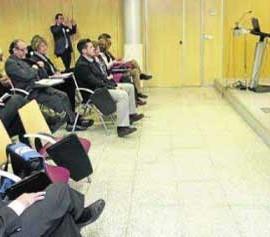 Encuentro de Biotecnología celebrado en el Parque Tecnológico de la Salud de Granada