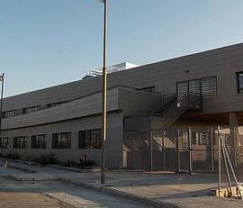 Fotografía de uno de los edificios del Parque Tecnológico de la Salud de Granada