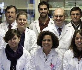 Fotografía de todo el equipo de investigación de la Universidad de Granada que ha participado en el proyecto de investigación sobre la dieta Dukan
