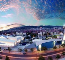 Fotografía panorámica del Parque de las Ciencias de Granada donde se celebra el programa de investigación biomédica
