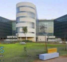 Fotografía del Parque Tecnológico de la Salud de Granada en donde se celebra el evento para emprendedores sanitarios