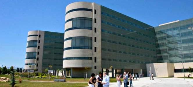 Fotografías del nuevo Hospital Parque Tecnológico de la salud de Granada