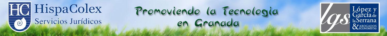 Logotipo Granada Tecnológica e HispaColex