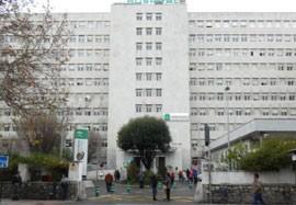 Hospital de San Cecilio de Granada donde se aplica la técnica de monitorización de la presión intracraneal