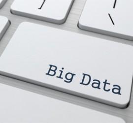"""Un teclado de un ordenador donde en una de sus teclas puede leerse """"Big Data"""""""