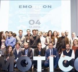 Asistentes a una de las jornadas tecnológicas de Emoticon